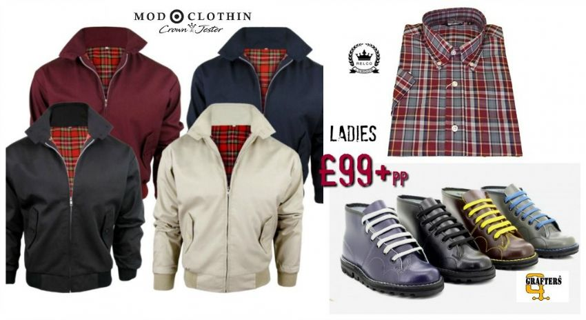 Lady Harrington Monkey Boot &Shirt Offer